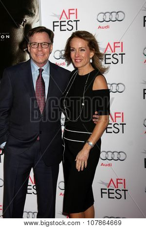 LOS ANGELES - NOV 10:  Bob Costas at the AFI Fest 2015 Presented by Audi -