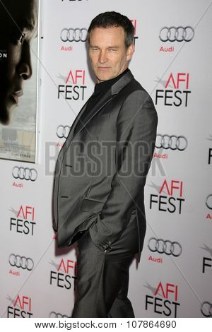 LOS ANGELES - NOV 10:  Stephen Moyer at the AFI Fest 2015 Presented by Audi -