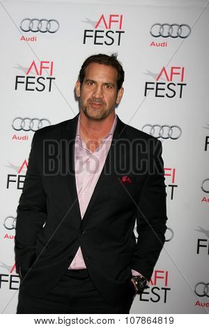 LOS ANGELES - NOV 10:  Matthew Willig at the AFI Fest 2015 Presented by Audi -