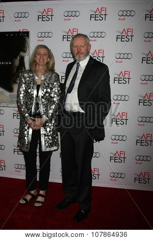 LOS ANGELES - NOV 10:  David Morse at the AFI Fest 2015 Presented by Audi -