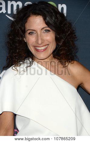 LOS ANGELES - NOV 9:  Lisa Edelstein at the