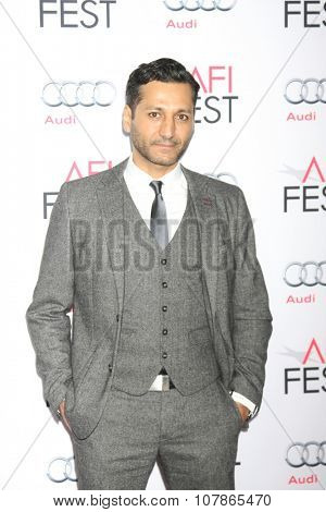 LOS ANGELES - NOV 9:  Cas Anvar at the AFI Fest 2015 Presented by Audi -