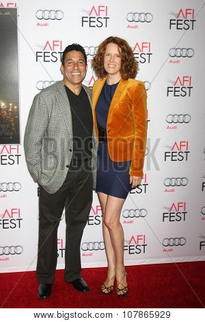 LOS ANGELES - NOV 9:  Oscar Nunez at the AFI Fest 2015 Presented by Audi -