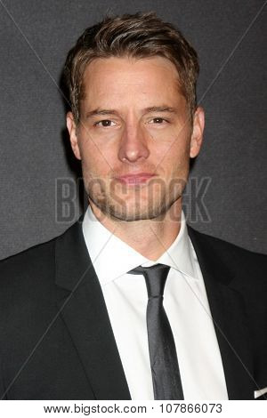 LOS ANGELES - NOV 7:  Justin Hartley at the Days of Our Lives 50th Anniversary Party at the Hollywood Palladium on November 7, 2015 in Los Angeles, CA