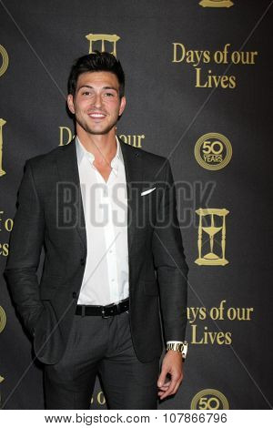 LOS ANGELES - NOV 7:  Robert Scott Wilson at the Days of Our Lives 50th Anniversary Party at the Hollywood Palladium on November 7, 2015 in Los Angeles, CA