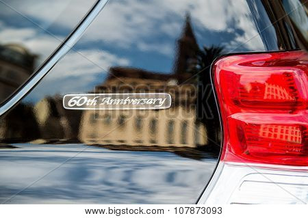 60Th Anniversary Limited Edition Toyota Prado