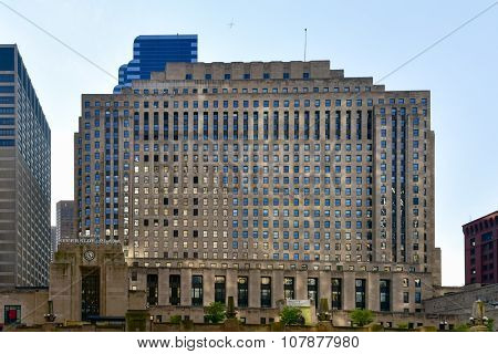 Riverside Plaza Building - Chicago