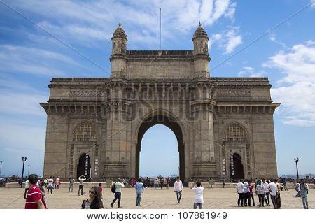 Gateway Of India In Mumbai, India