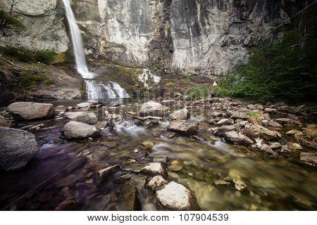 waterfalls el chalten