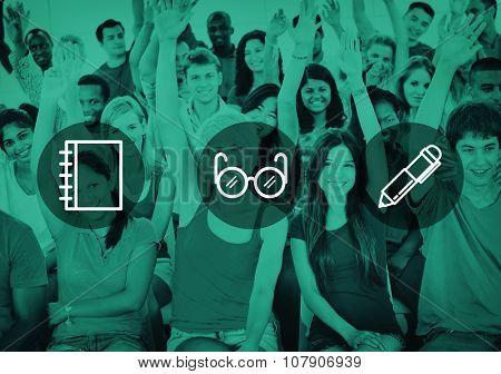 Education Knowledge Wisdom School Academic Concept