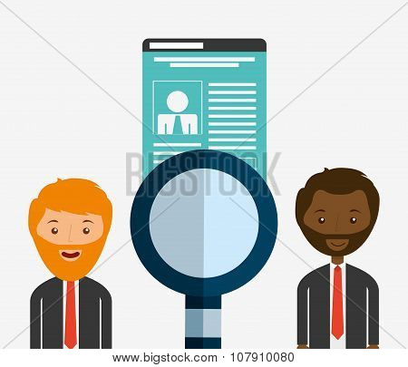 hiring workers design