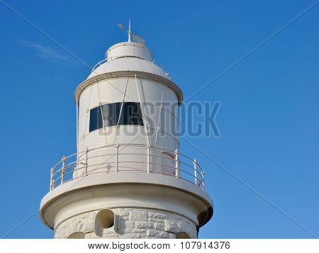 Lantern Room: Lighthouse in the Blue