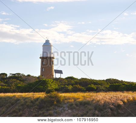 Woodman Point Lighthouse Landscape