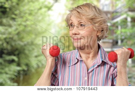 Senior Adult.
