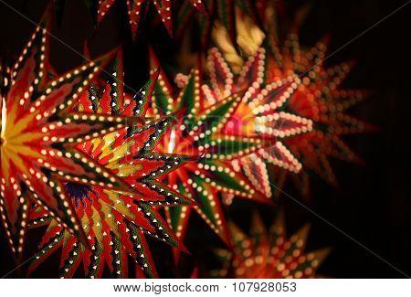 Beautiful Star Lanterns