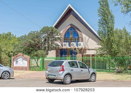 Seventh Day Adventist Church In Universitas In Bloemfontein