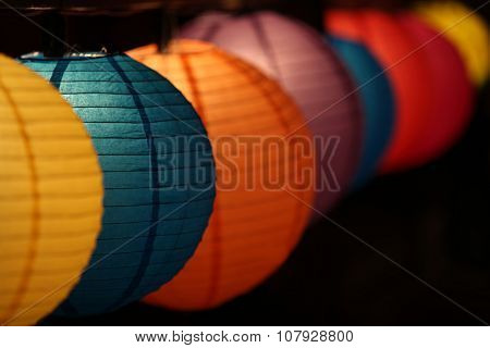Round Shaped Lanterns