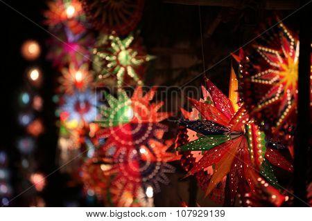 Beautiful Diwali Lanterns
