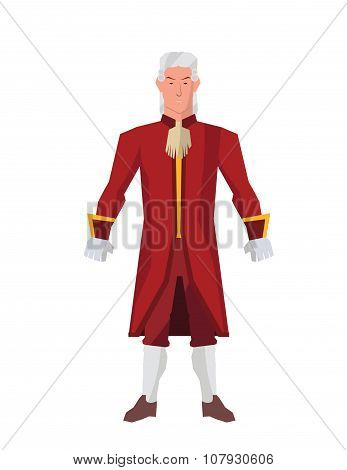 Medieval Noble Man