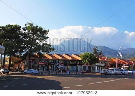 Tekirova Is A Tourist Village In The Area Of Kemer, Turkish Province Of Antalya.