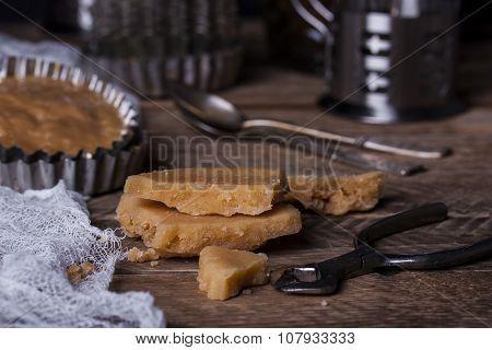 Sherbet Of Sugar And Milk