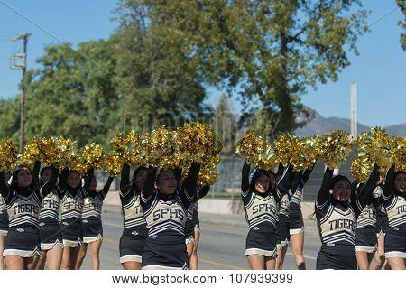 San Fernando High School .students