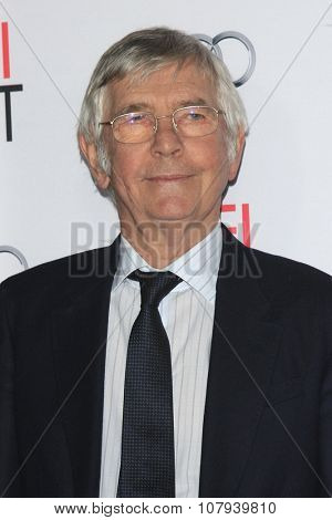 LOS ANGELES - NOV 11:  Tom Courtenay at the Tribute to Charlotte Rampling and Tom Courtenay - Screening of