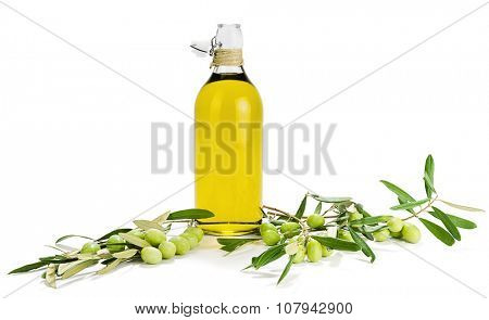 Olive Oil and Olive's Branch