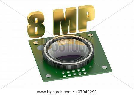 Camera For Smartphone 8 Mp
