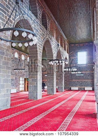 The Ulu Camii Mosque