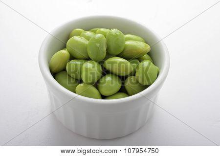 healthy soya beans