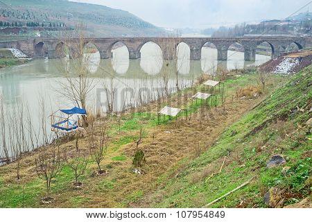 The Dicle Bridge