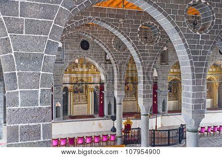 The Altars Of Armenian Church