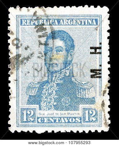 Argentina 1917