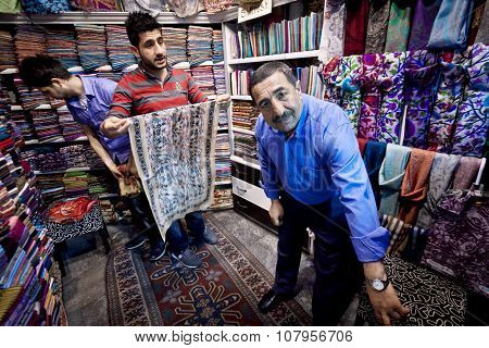 Istanbul Fabric Merchant And Sons