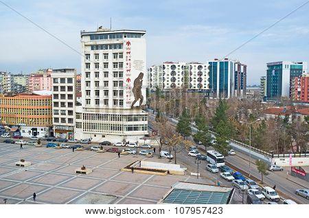 The Modern Diyarbak?r