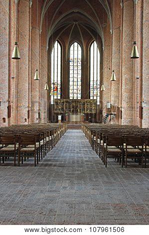 Marktkirche Interior