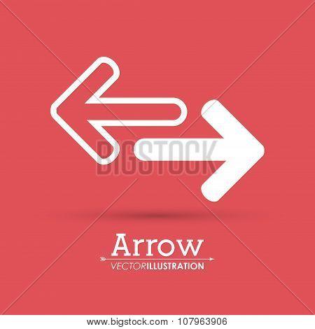 Arrow shape design