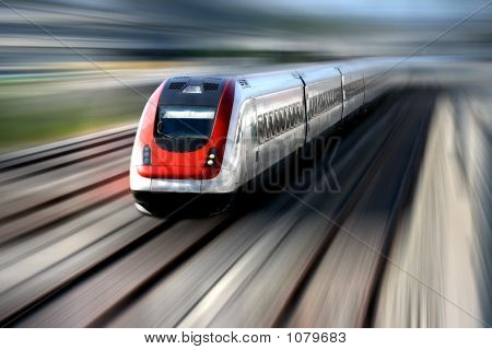 Tren serie