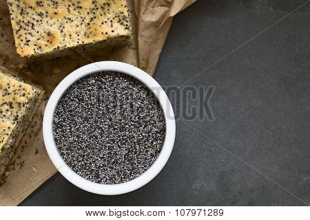 Raw Poppy Seeds