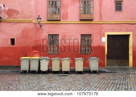 Garbage Dumpsters