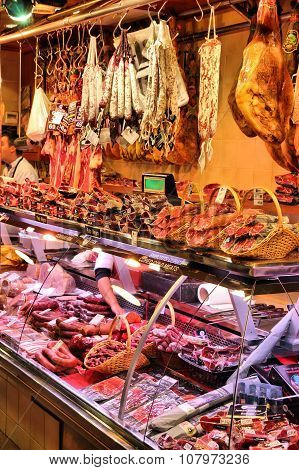 Barcelona Meat Shop