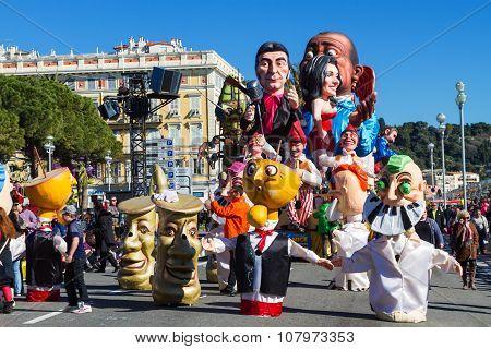 Nice Carnival, France
