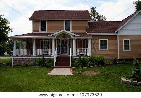 Harbor Springs Home