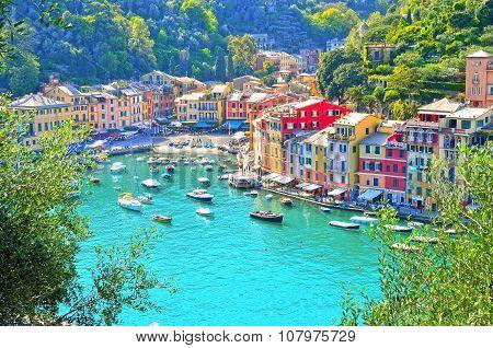 Portofino, Italy (hdr image)