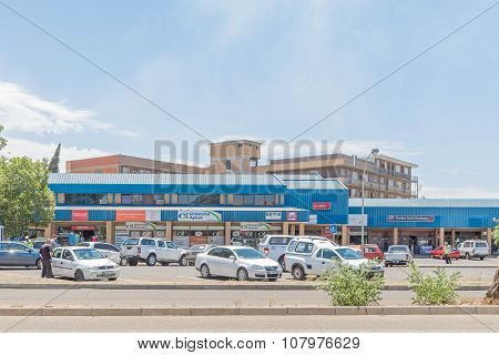 Mudd Square Shopping Center