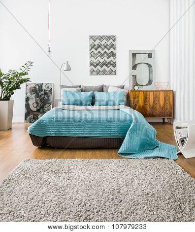 Spacious Sleeping Area