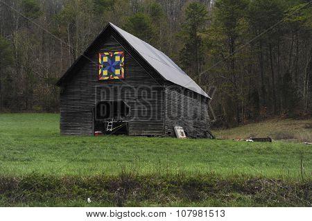 Colorful Barn