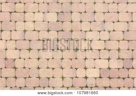 Pavement Stone Background.