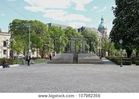 Jewish Memorial Hanover